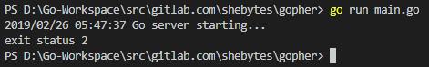 """Hello World Terminal Example"